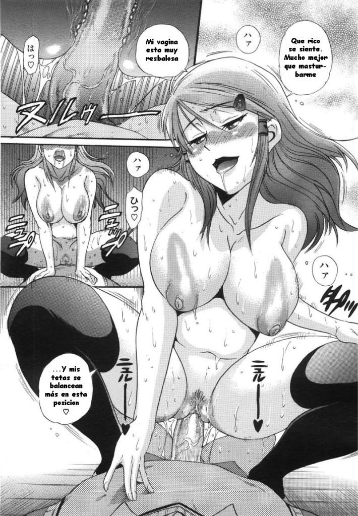Triple echi HHH (sex) capitulo 1.